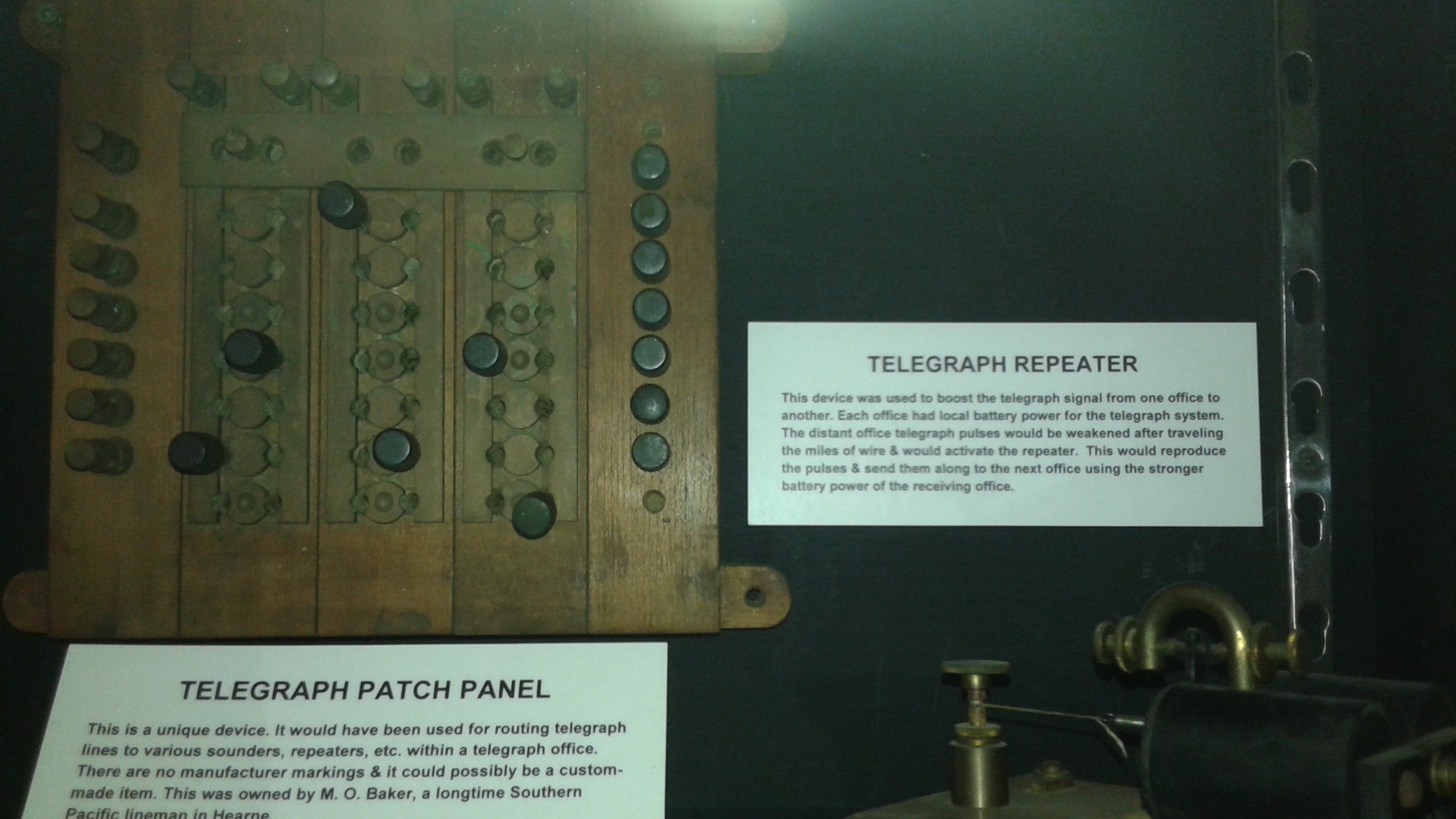 Communications Museums Featuring Open Wire | The Song of the Open Wire