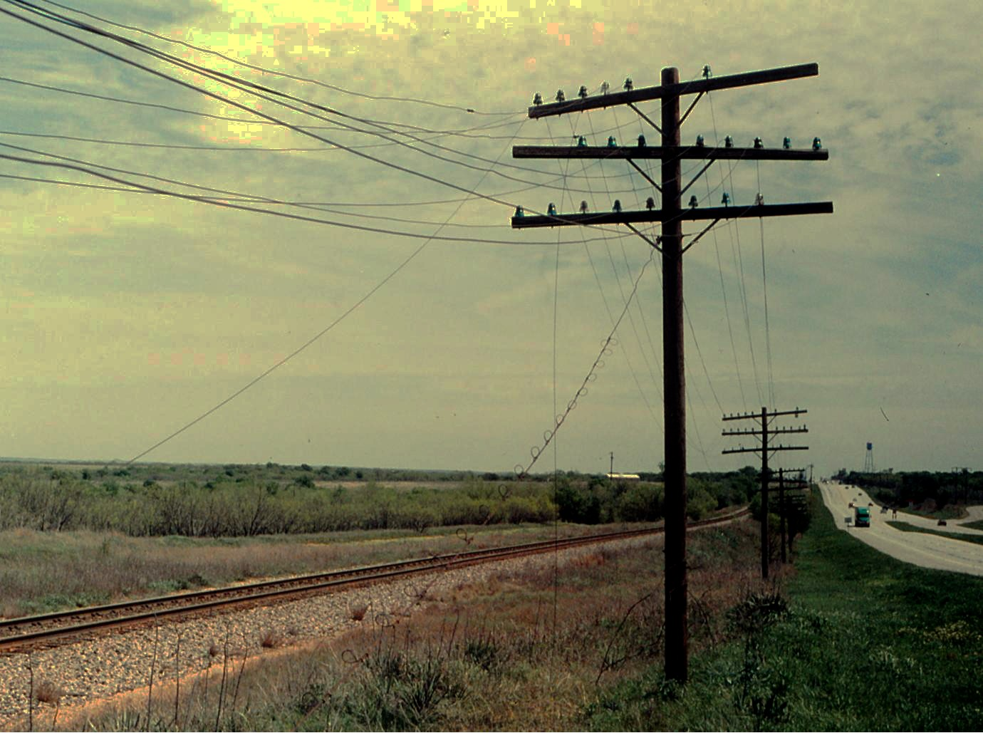 Poles Supports The Song Of Open Wire Cord Takeup Reel For Electric Powered Lawn On Wiring A Extension Bnsf Tangle Ow Bellevue Tx Leada Modified