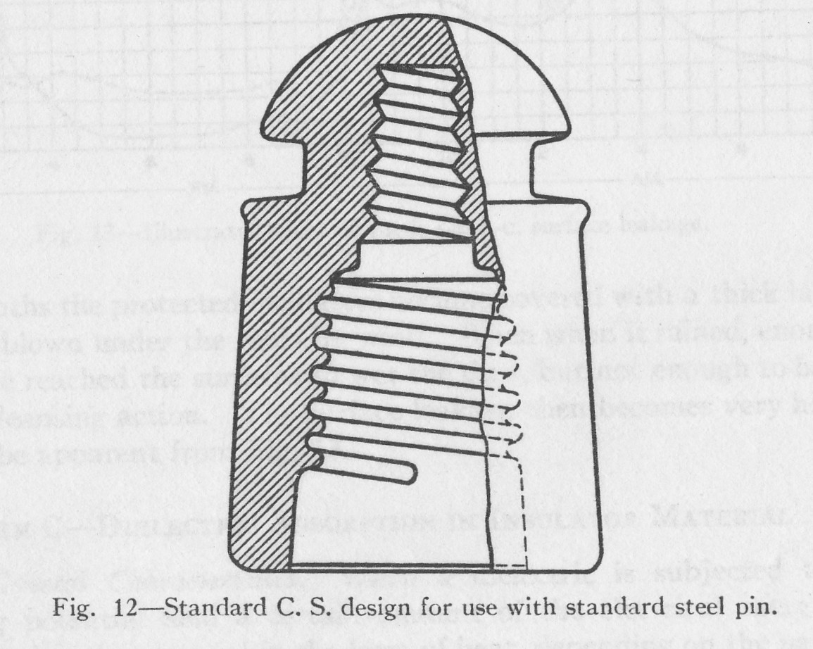 Standard C. S. Design for Carrier