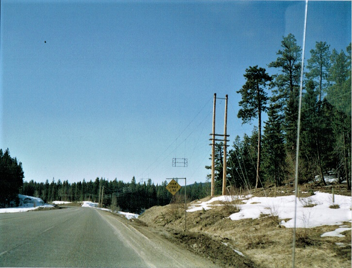 bctel-telephone-poles-highway-3-princeton-british-columbia-1989