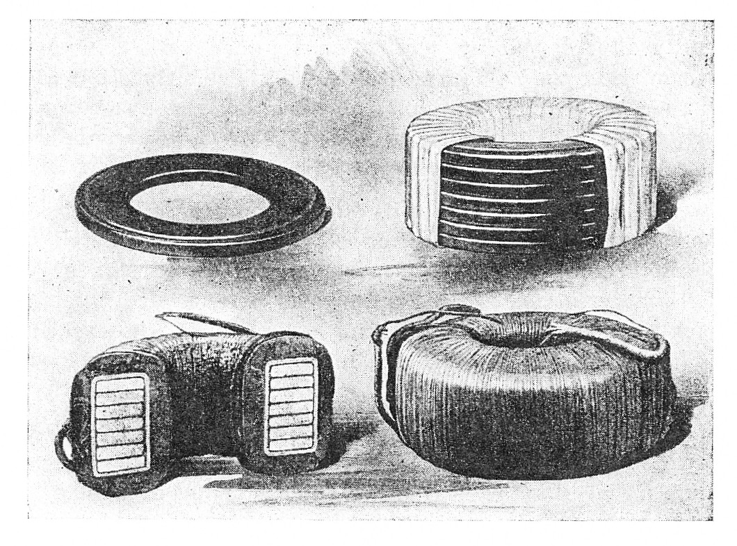 Loading Coils Cross Section