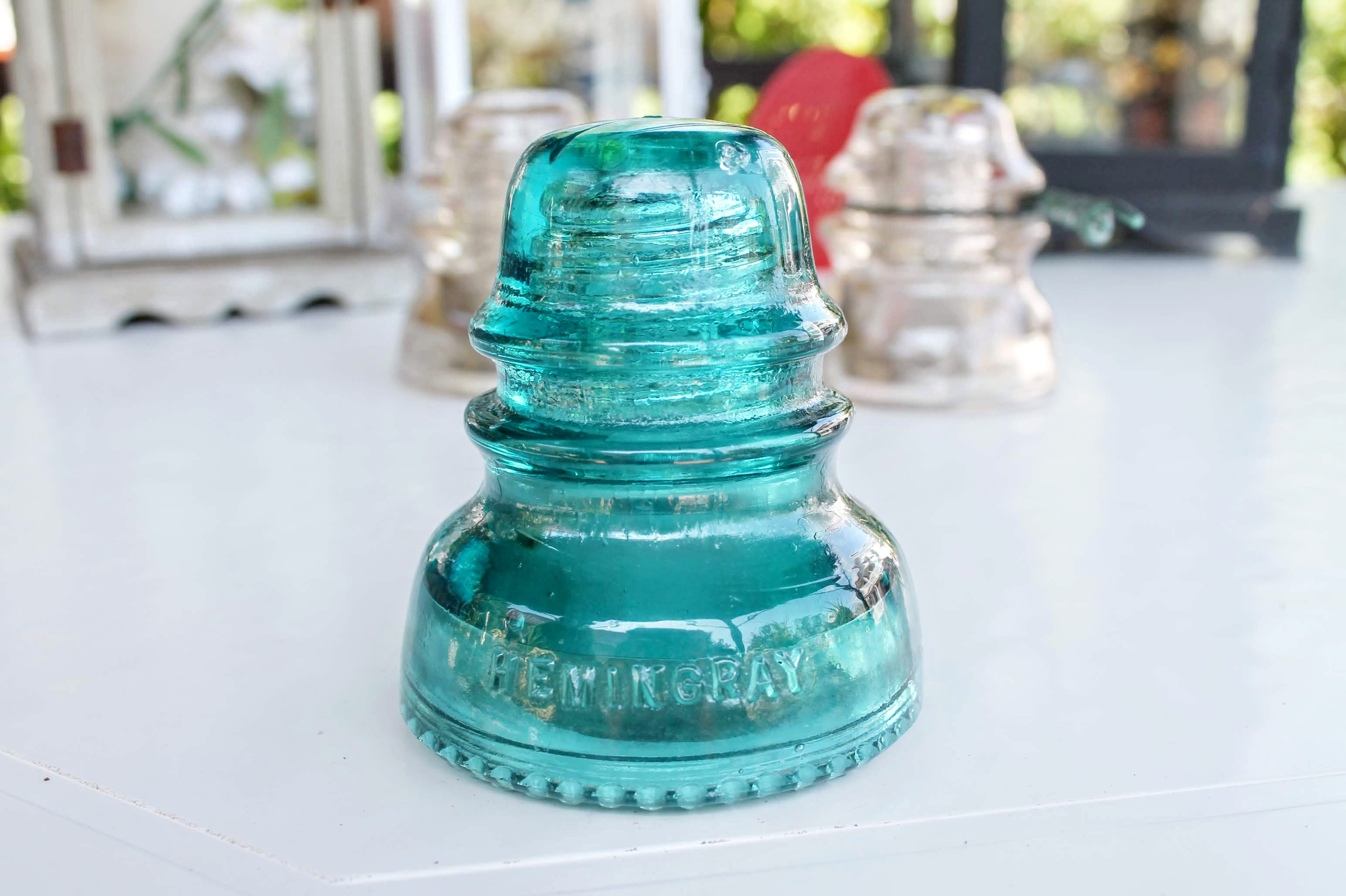 Turquoise No. 40 Hemingray (CD-152).
